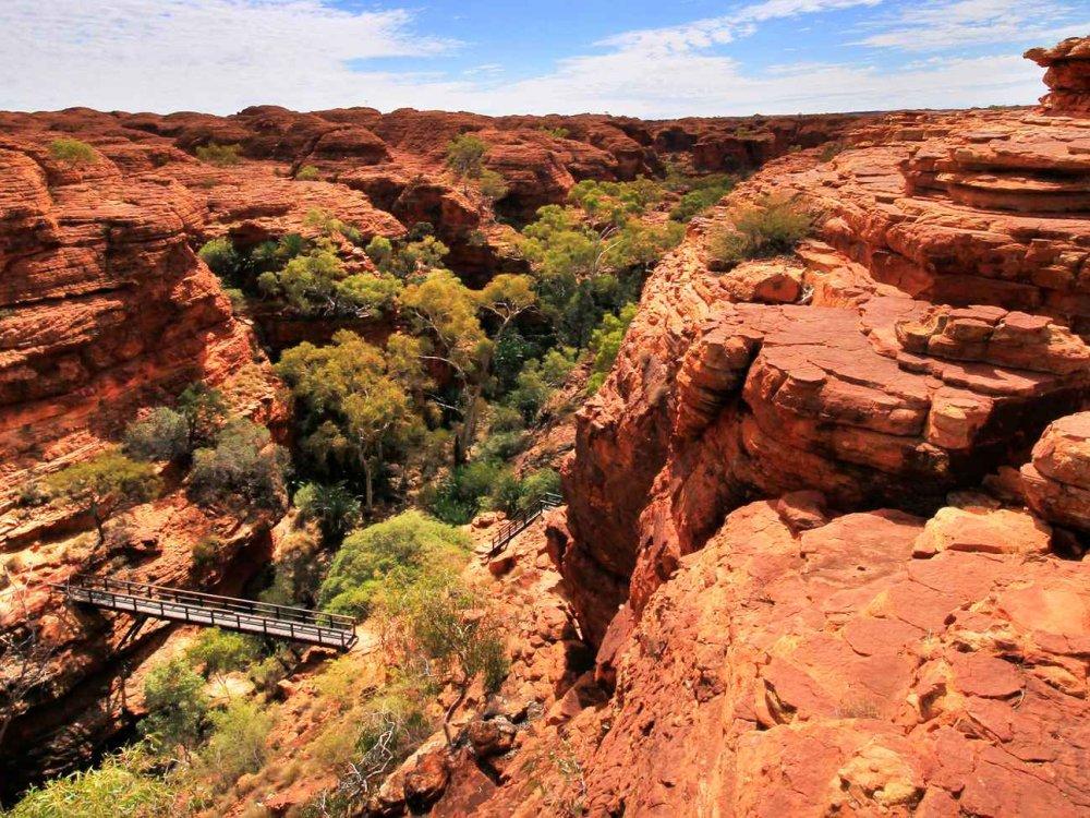 Wüste erleben - Ayers Rock & Kings Canyon