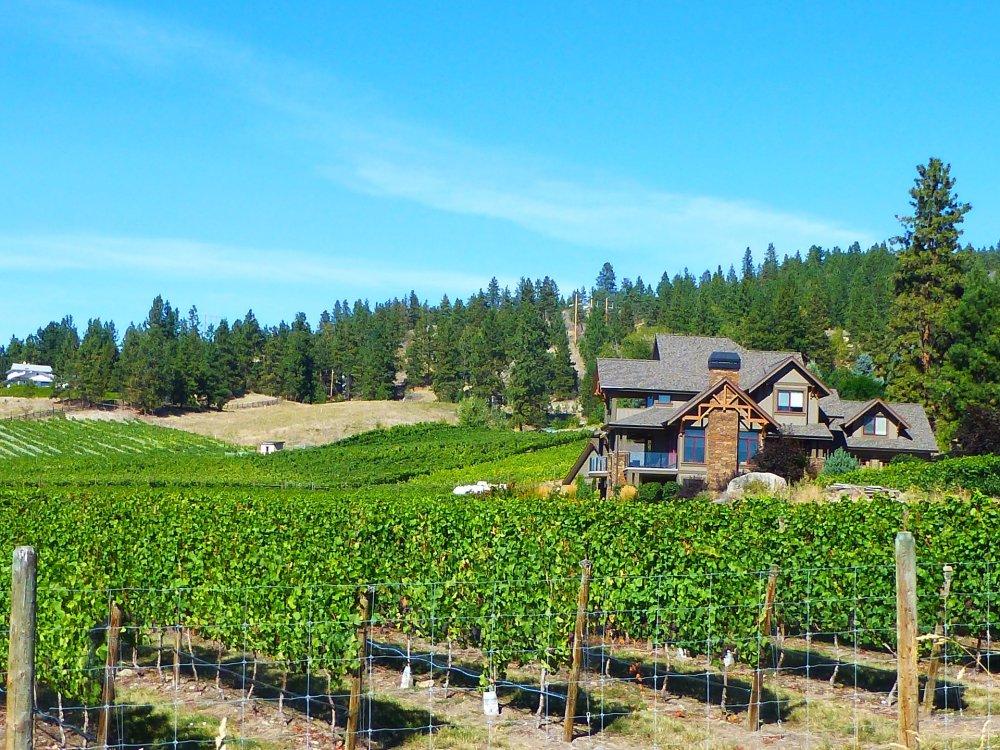 Weinregion Okanagan Valley