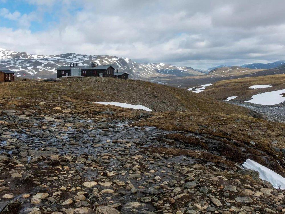 Kungsleden Hütte