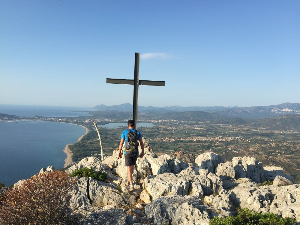 Wandern an der Ostküste von Sardinien