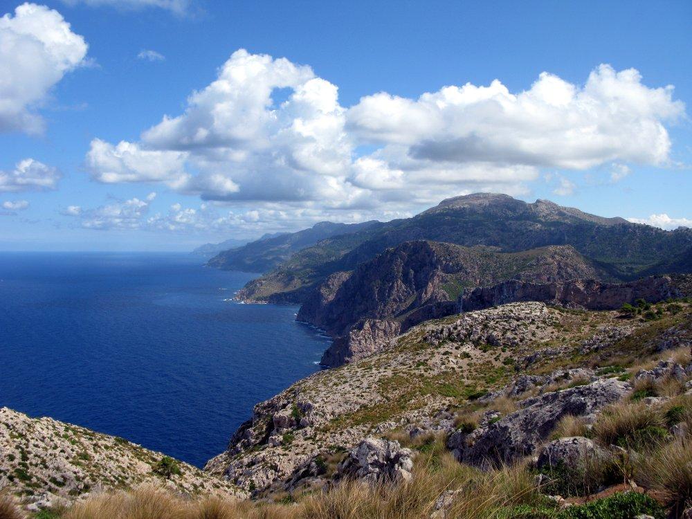 Sierra Tramuntana Mallorca