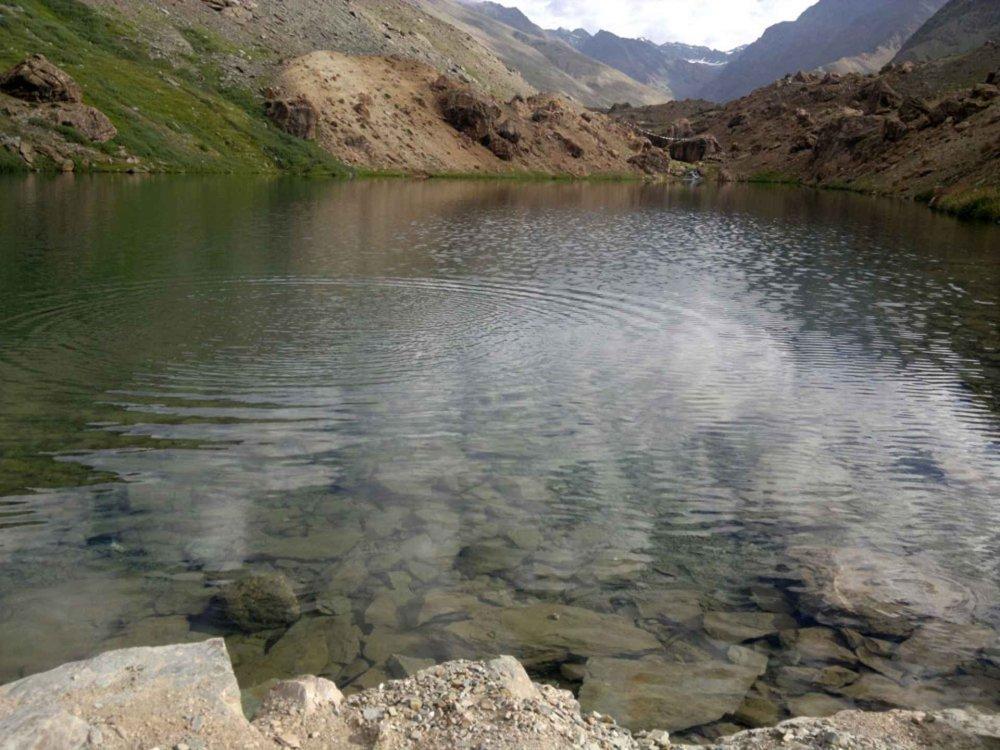 180C30025 Magisches Ladakh - Mountainbike-Tour Karte