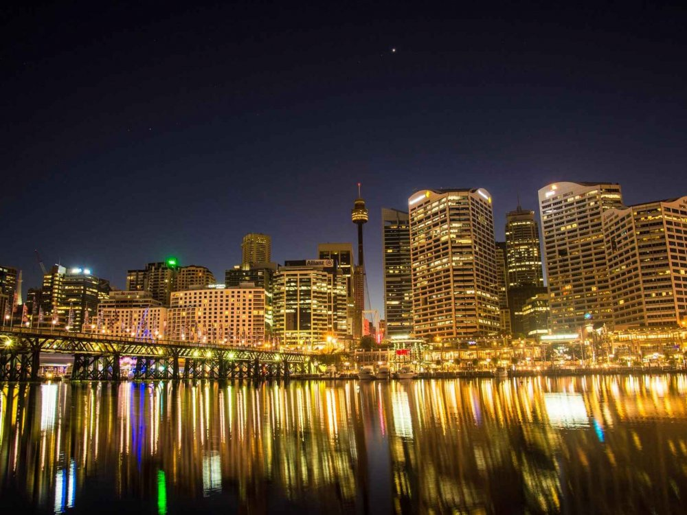 Silvester in Sydney