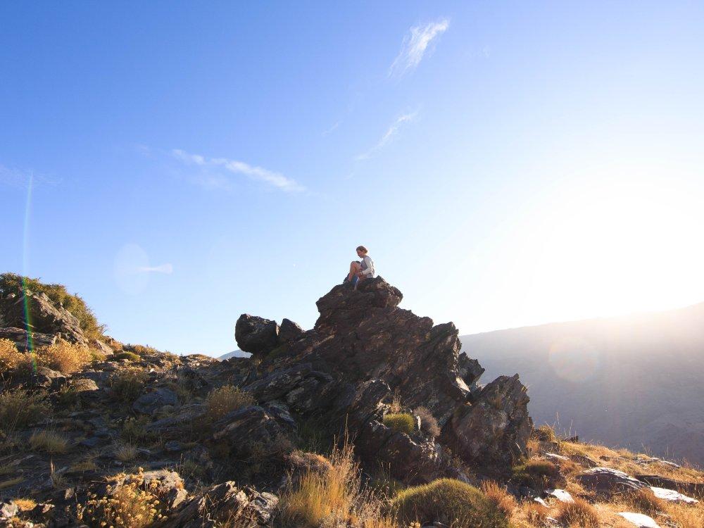 Sierra Nevada Wanderung