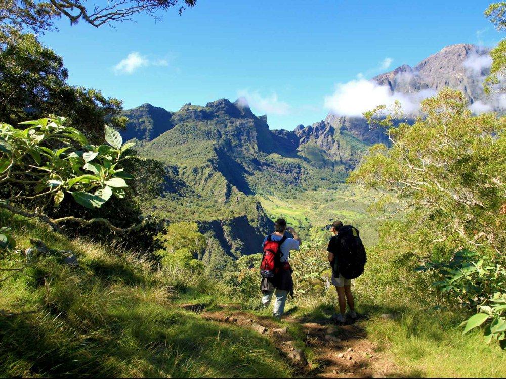Inseltrekking La Reunion