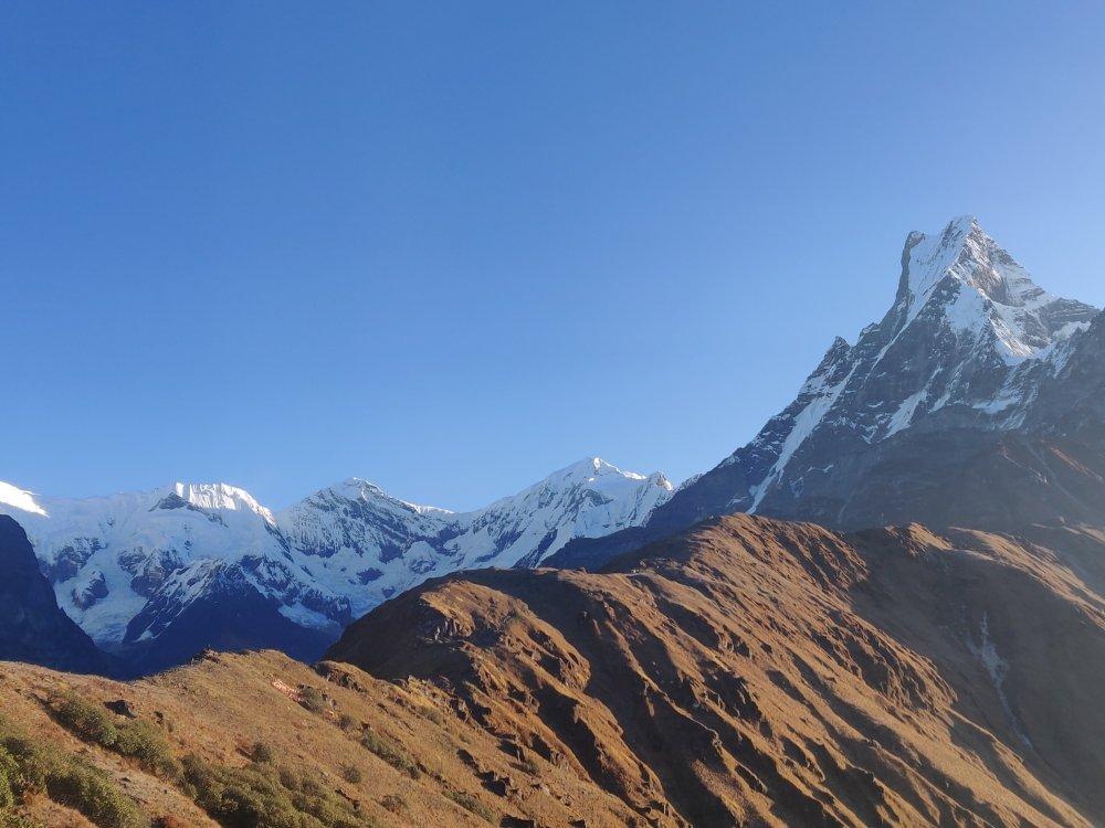 Mardi Himal Basislager