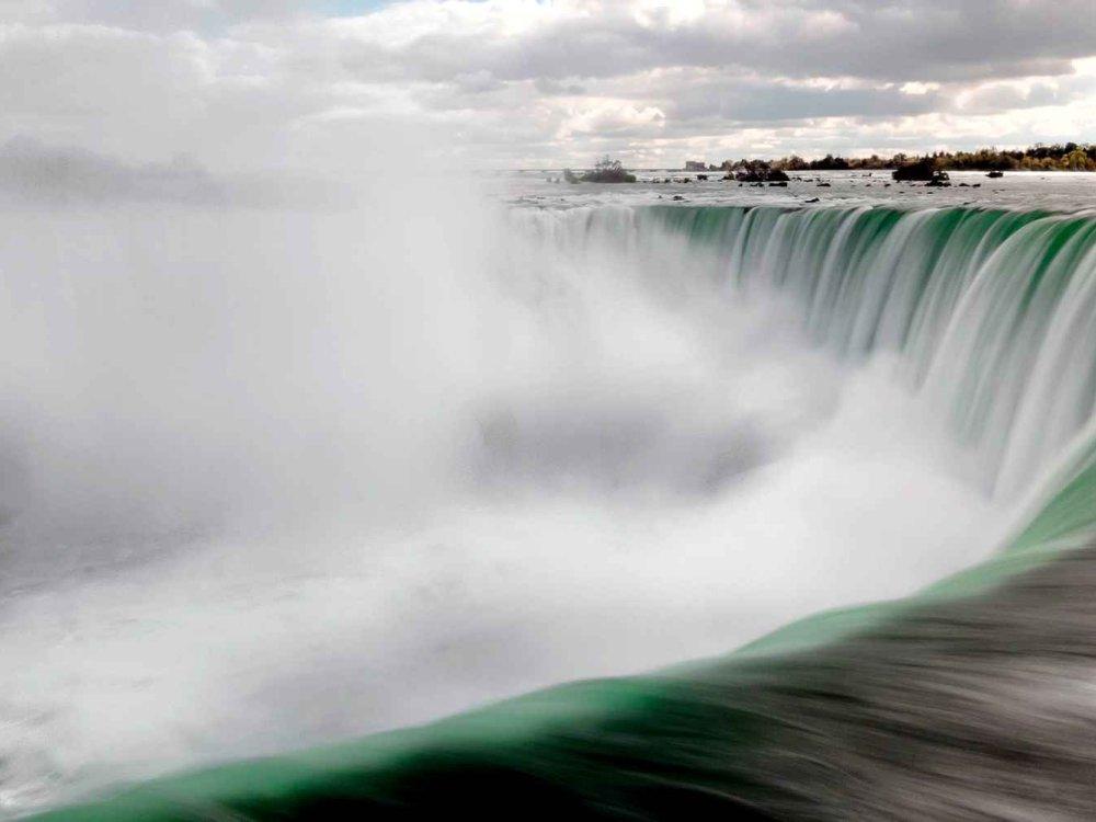 Niagarafälle, Montreal & Acadia