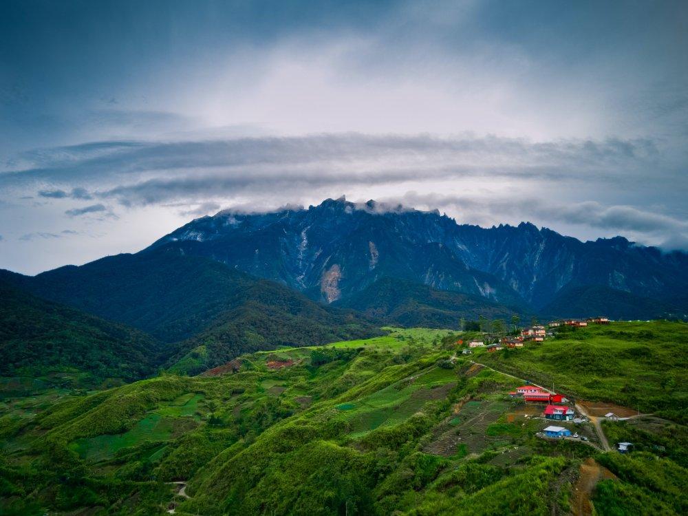Kudasang Kinabalu Borneo