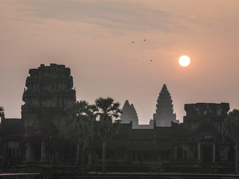Siem Reap Angkor Wat Temple