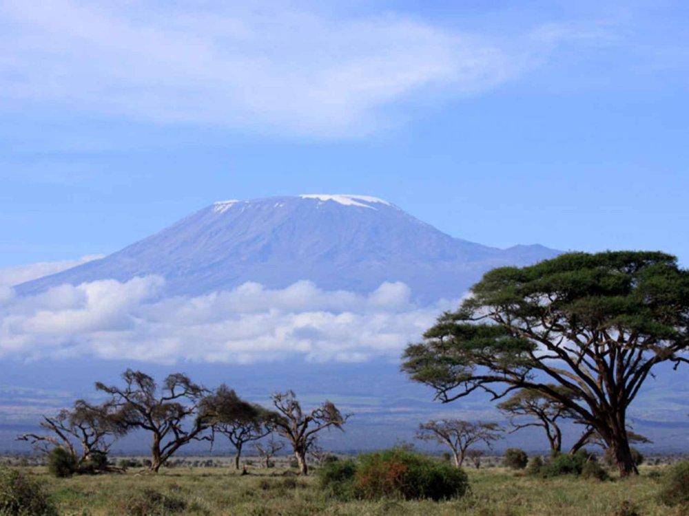 142Y22004 Rund um den Kilimanjaro mit dem Fahrrad Karte