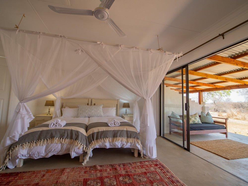 Makuwa Safari Lodge Zimmer
