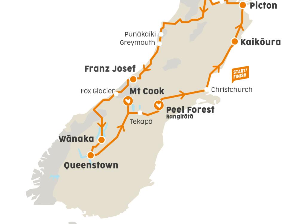 Short-South Buspass Karte