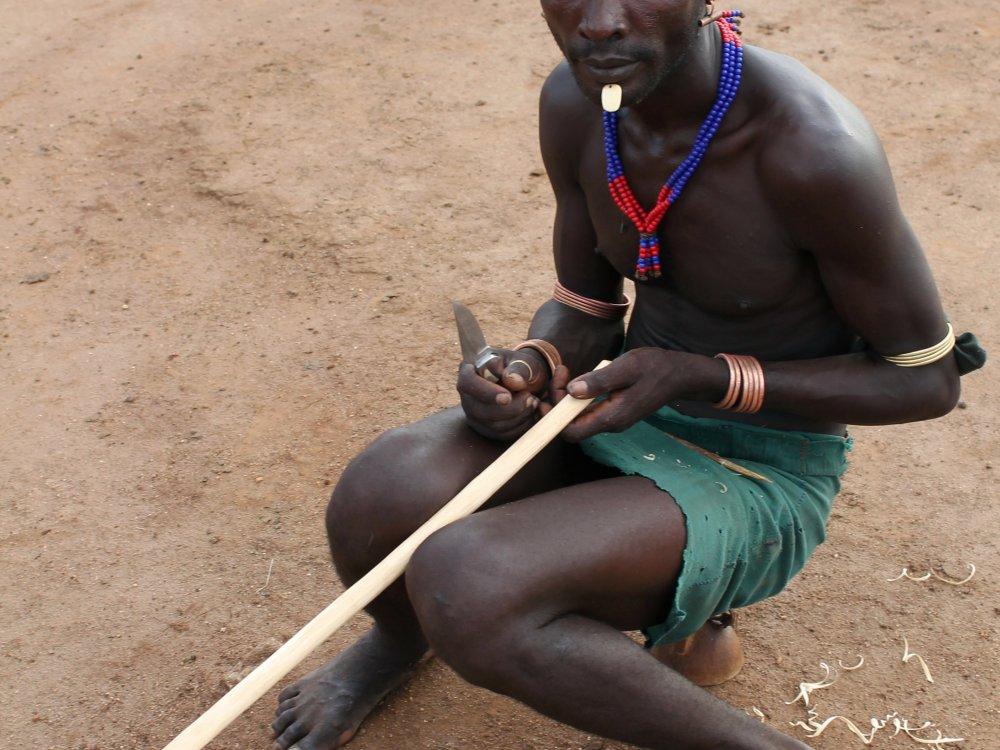 Hamar Dorf warrior