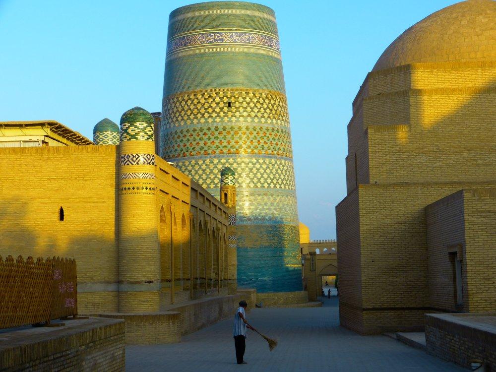 Khiva Stadtrundgang