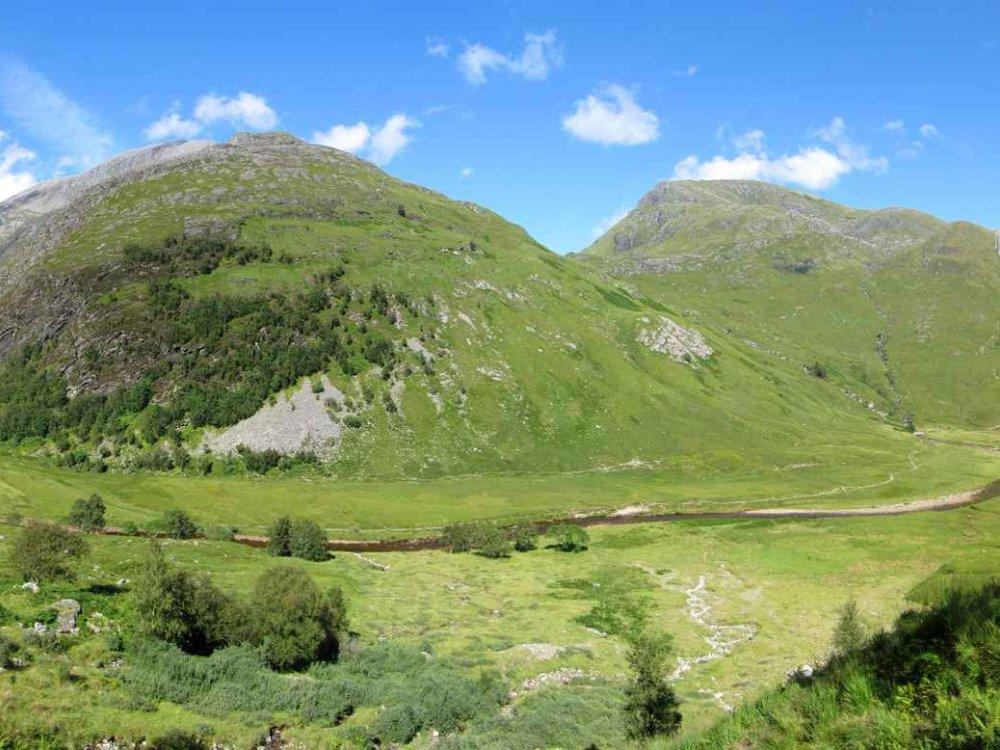 Schottland aktiv erleben - Highlands, Whisky & Kilts