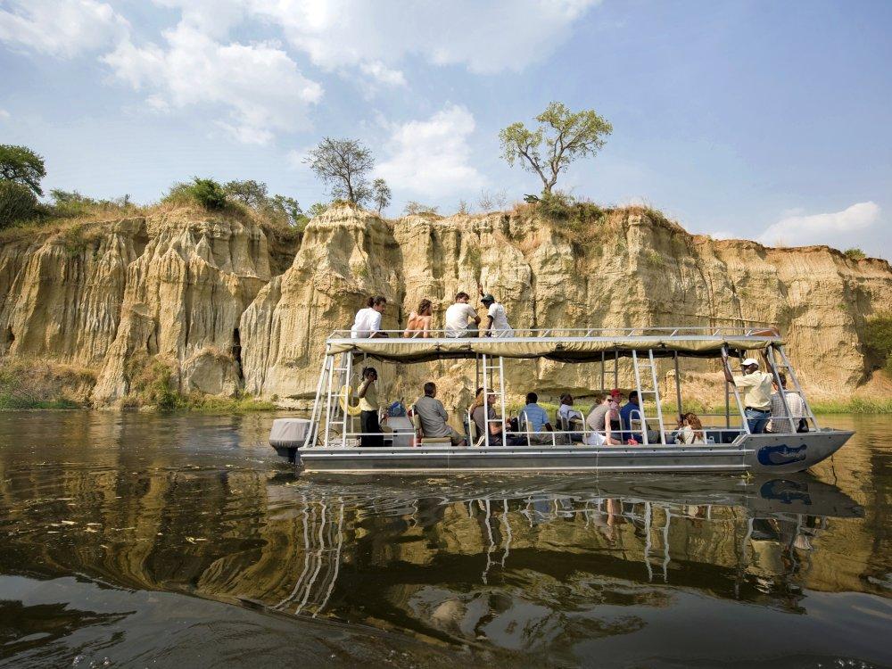 Bootstour Murchison Nationalpark