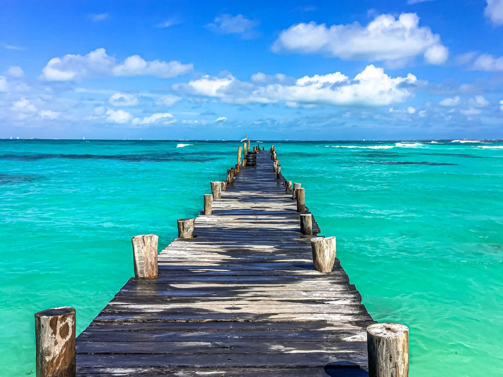 Die Karibik in Cancun
