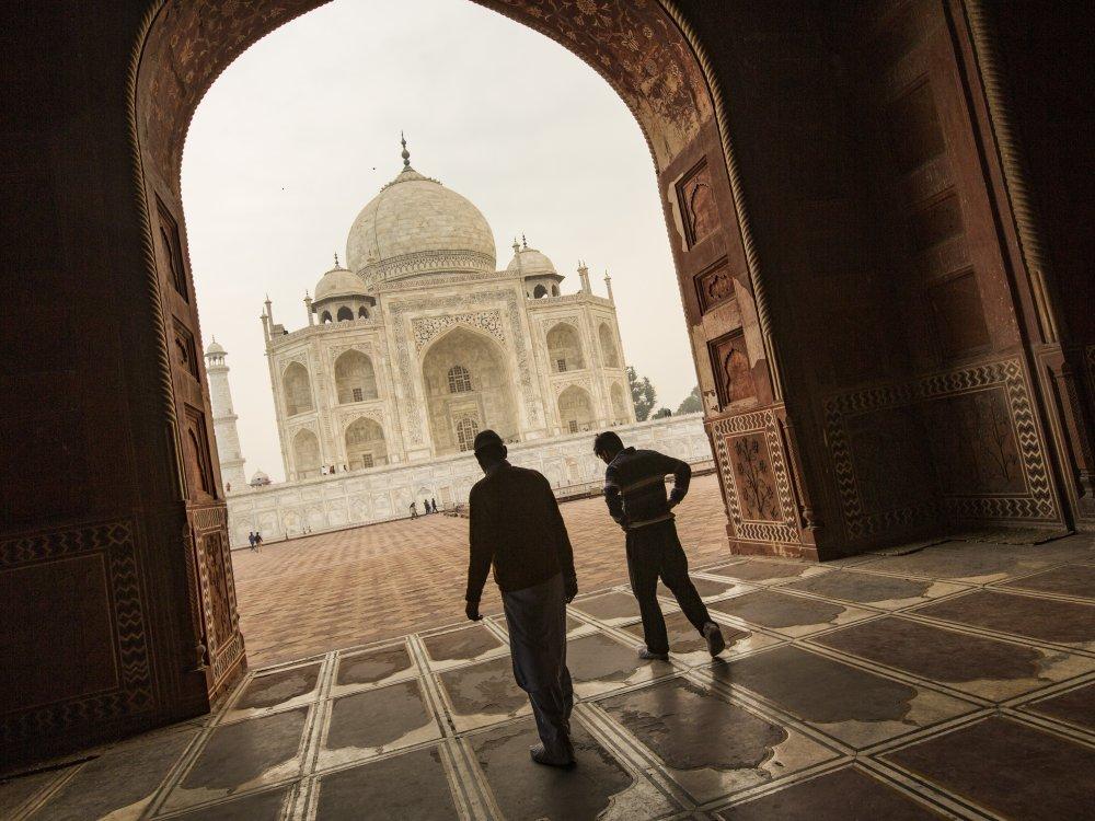 Agra, Taj Mahal_4