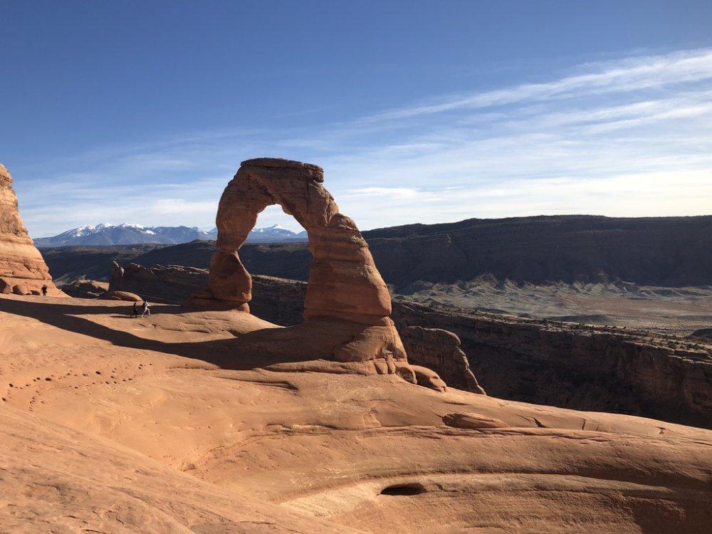 Delicate Arch im Arches Nationalpark