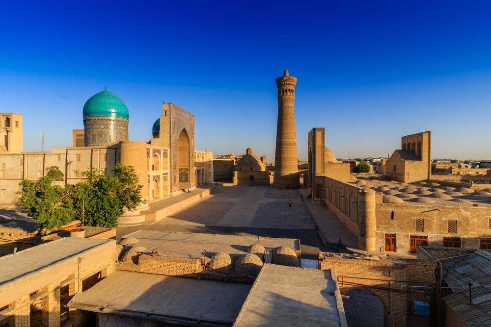 Bukhara Panorama