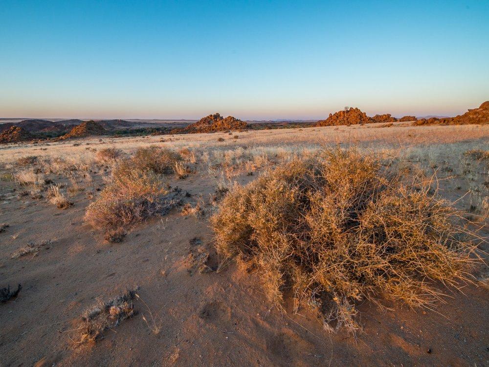 Brandberg Region in Namibia