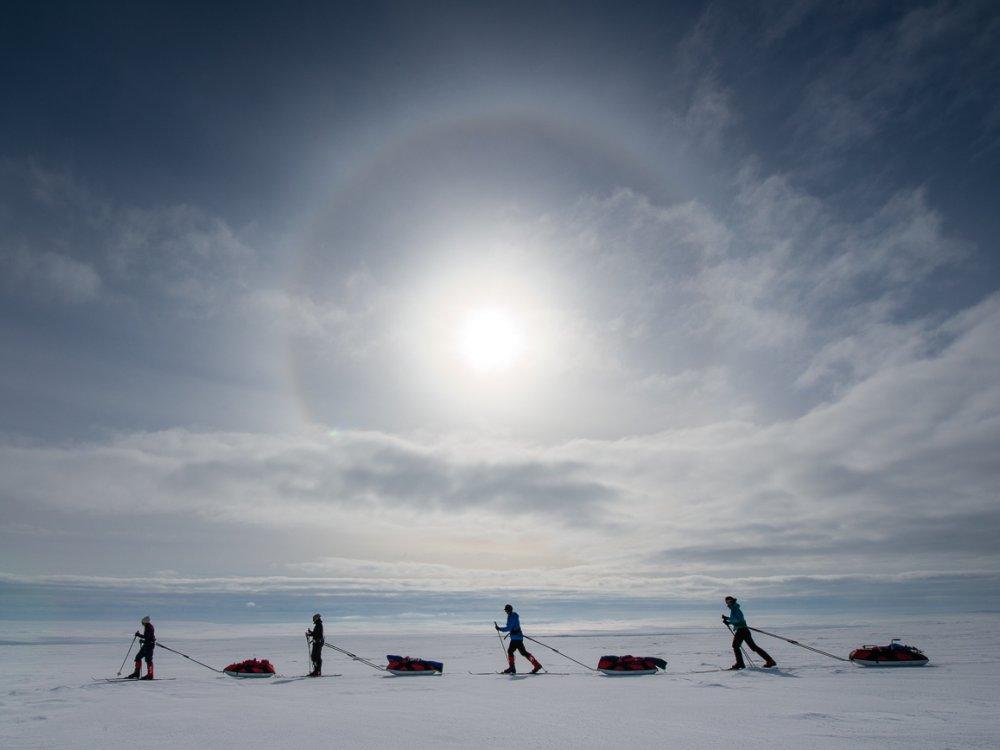 Ski-Expedition Finnmark