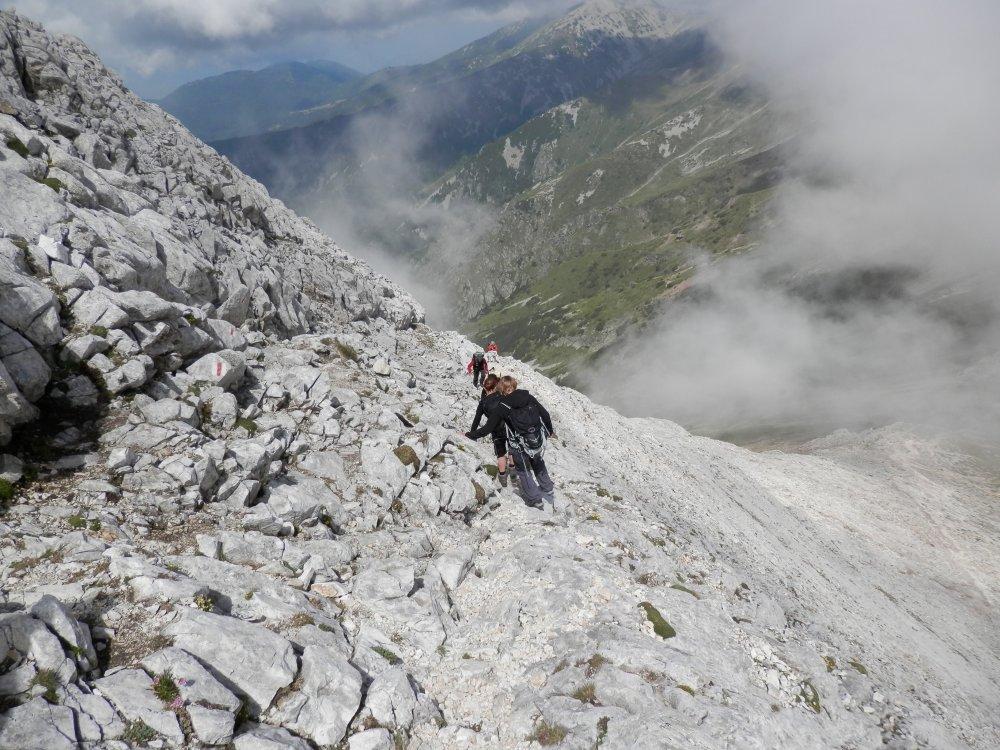 Bulgariens Berglandschaften - Felsen