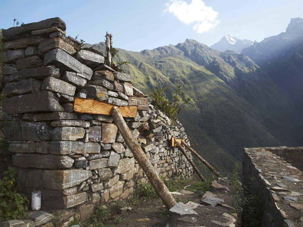Choquequirao Trek nach Machu Picchu