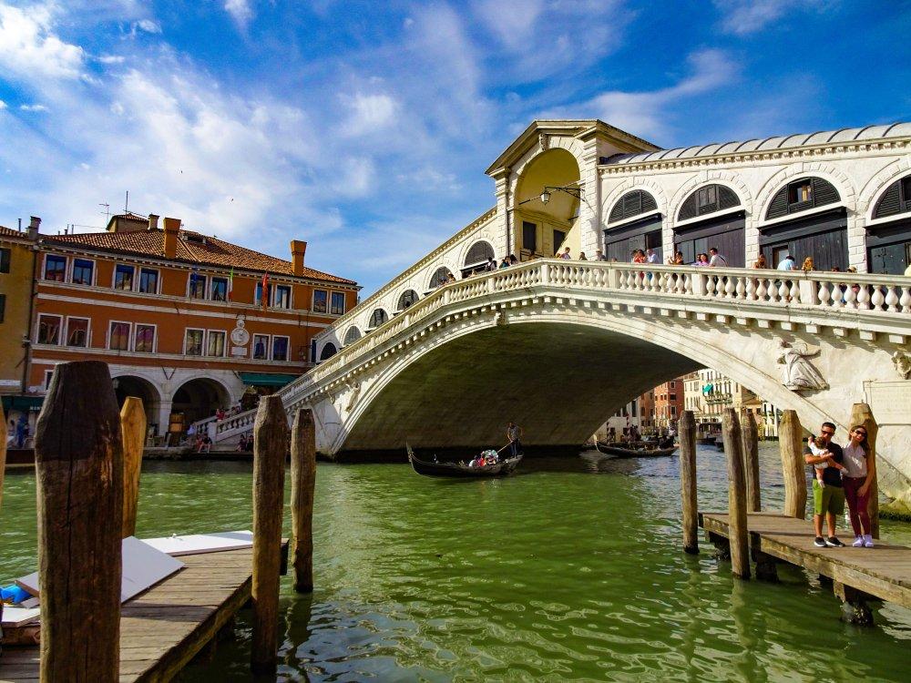 Brücke in Florenz