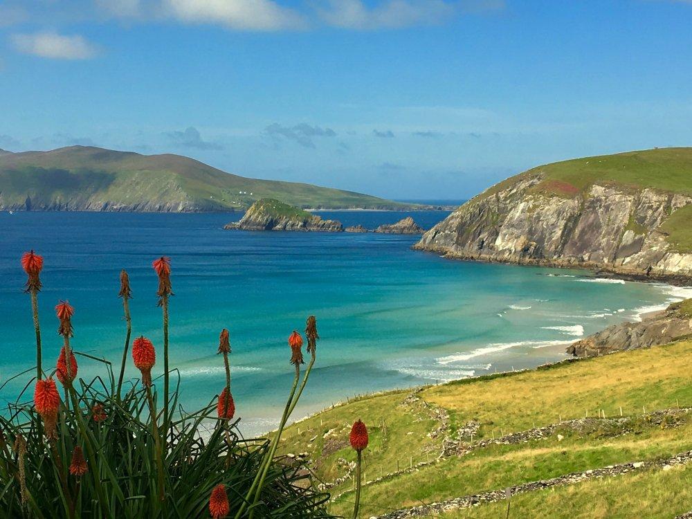 Traumhafte Landschaft auf der Dingle Halbinsel