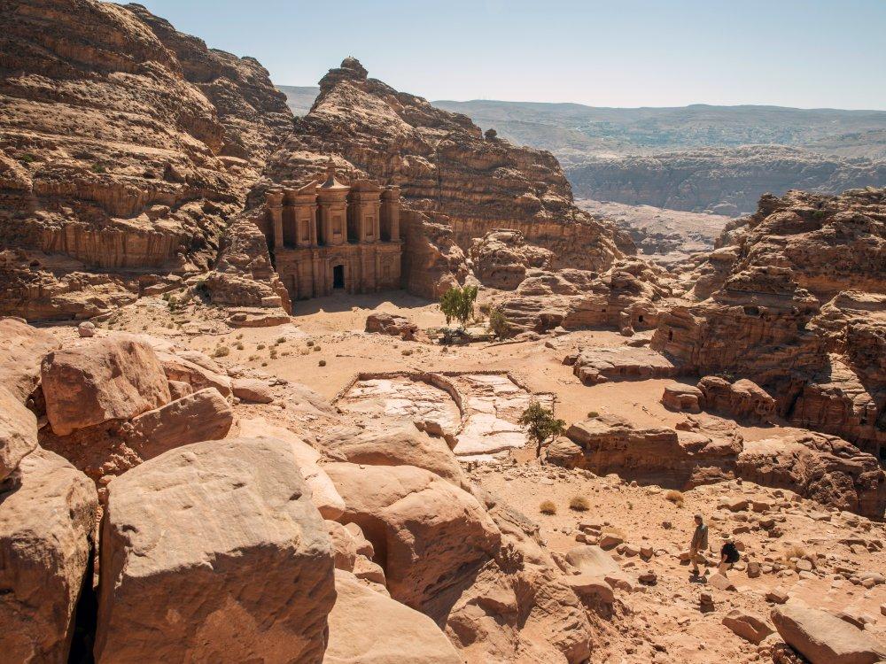 Petra Ad Deir