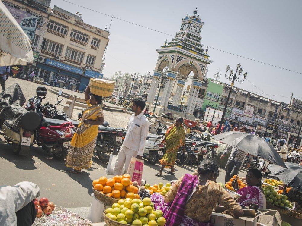 Mysore, Local Market