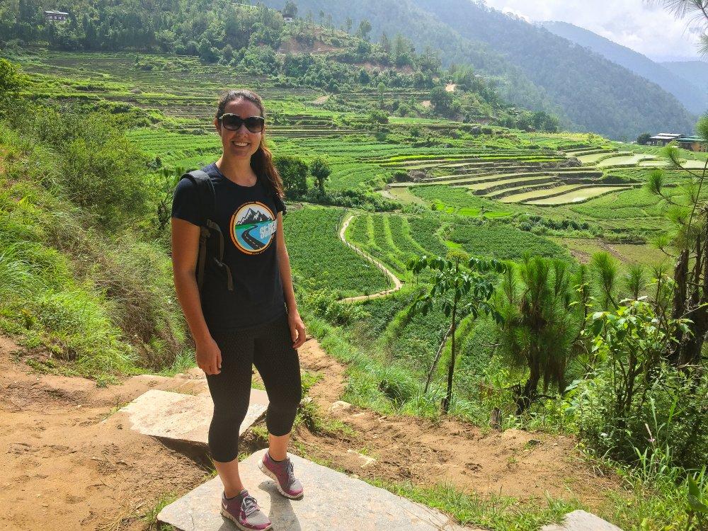 Bhutan Hike to Khamsum Yalley Monastery