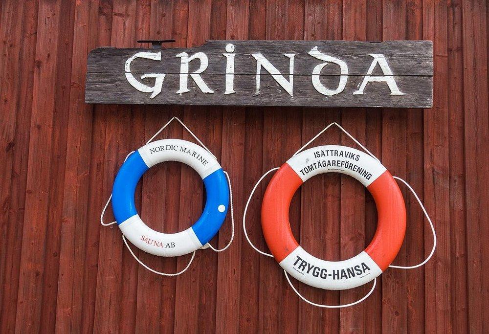 Auf Grinda bei Stockholm