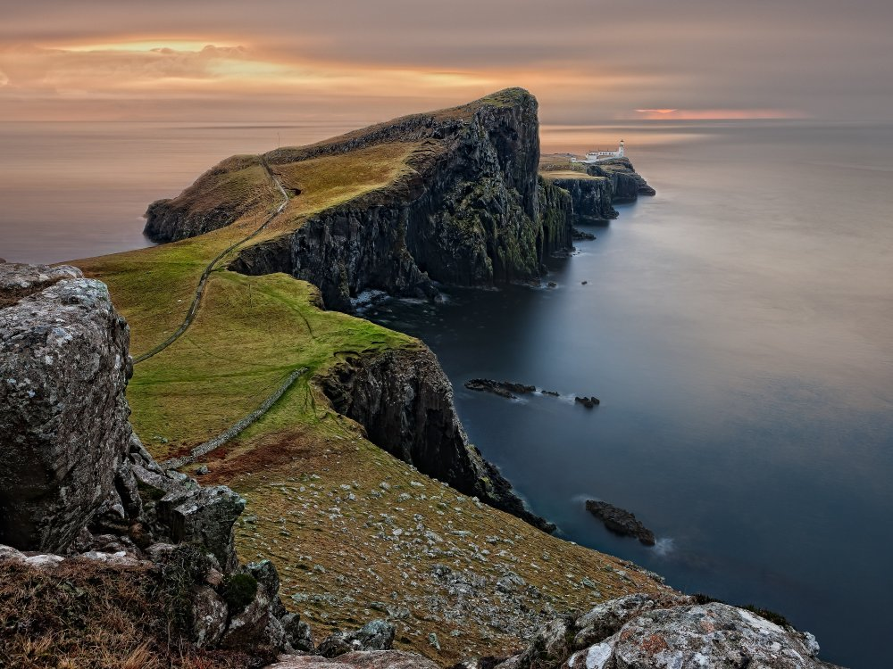 Isle of Sky Leuchtturm