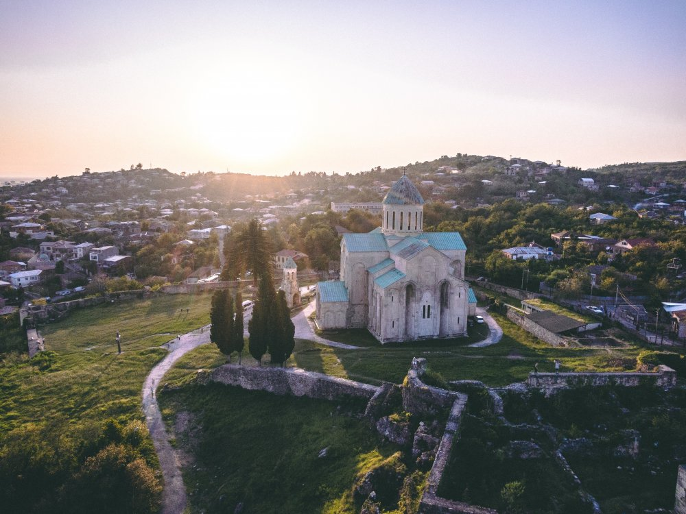 Kutaisi Bagrati Kathedrale