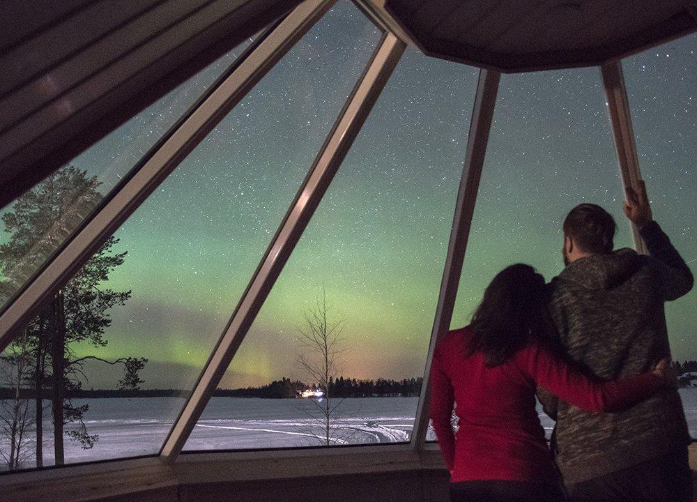 Saija Lodge Sky Cabin