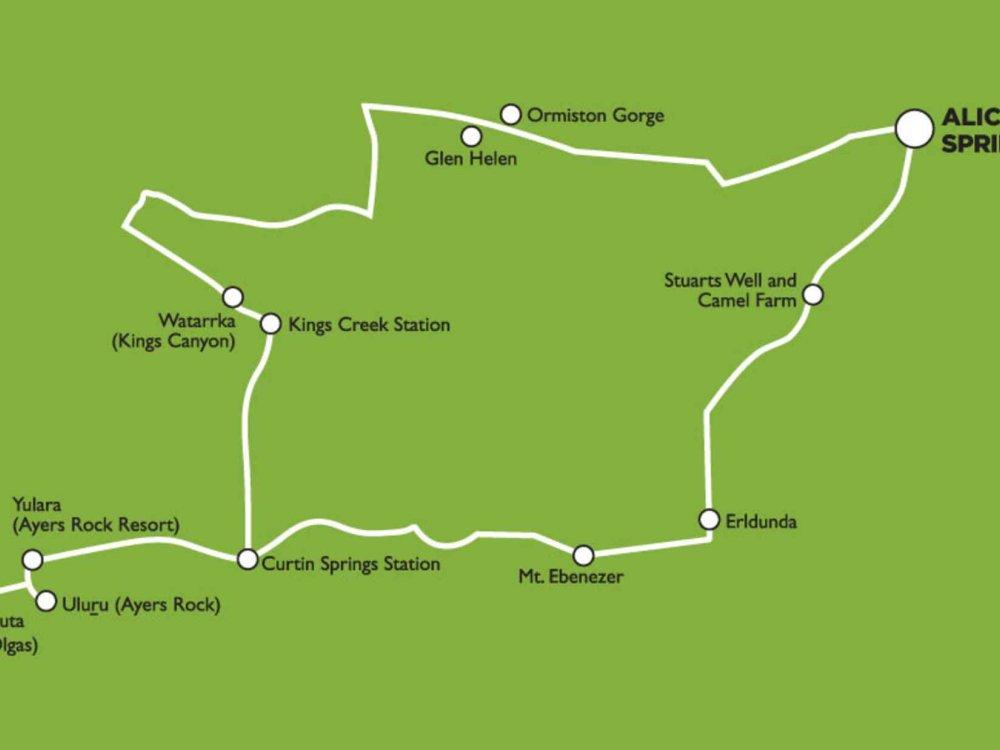 102A10051 Rotes Zentrum intensiv Karte