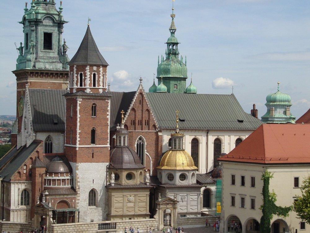Krakau Schloss Wawel