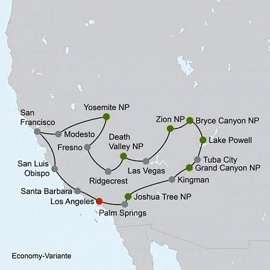 Western Surprise Karte