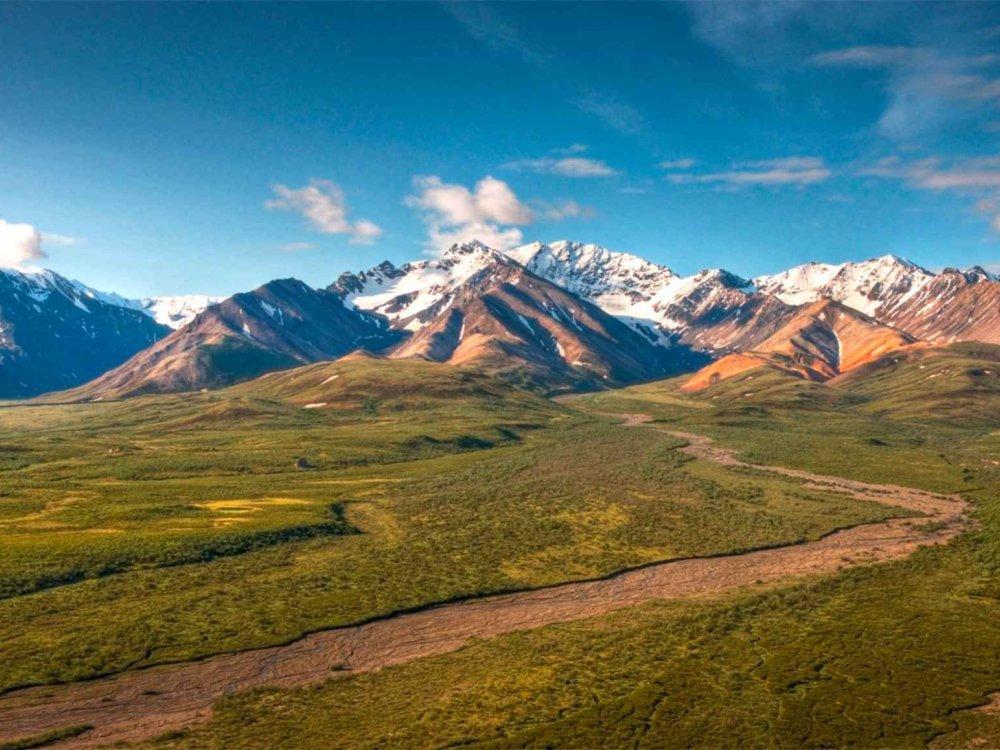 Alaska - Wildnis erleben