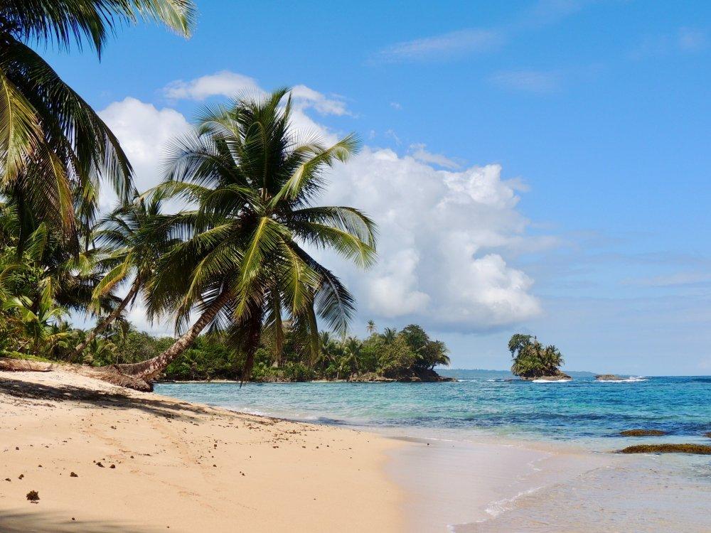 Bocas del Toro Strand