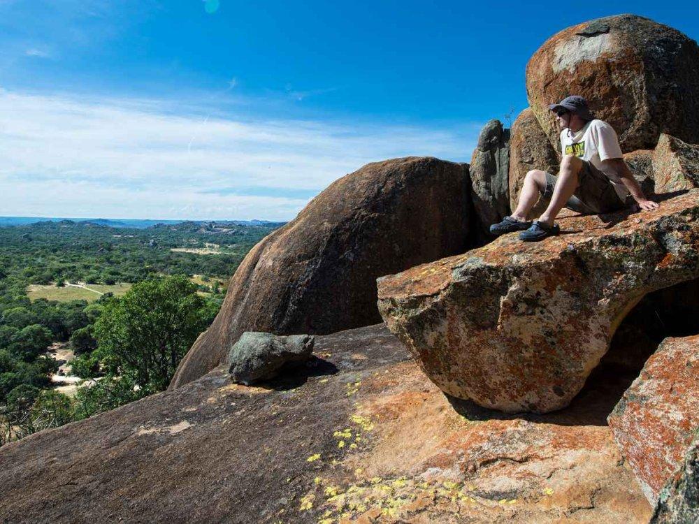 Naturwunder von Botswana und Simbabwe