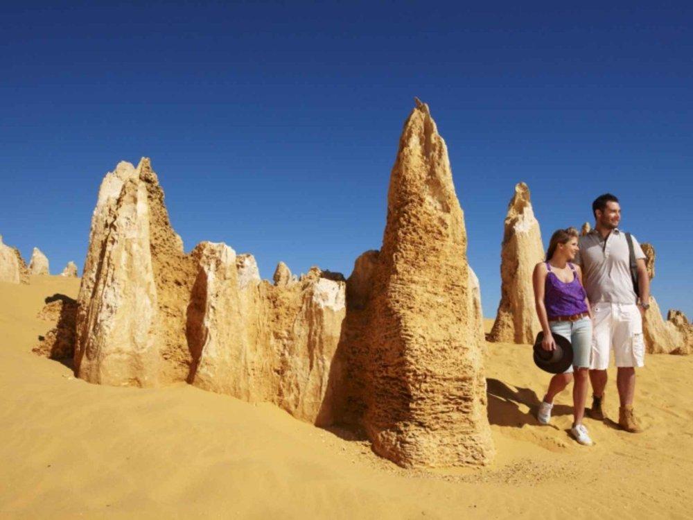 Pinnacles Abenteuertour