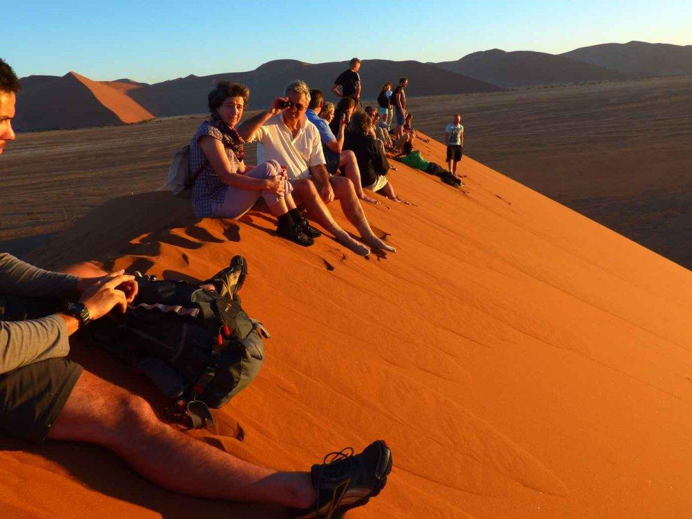Namibias Wüste & Caprivi