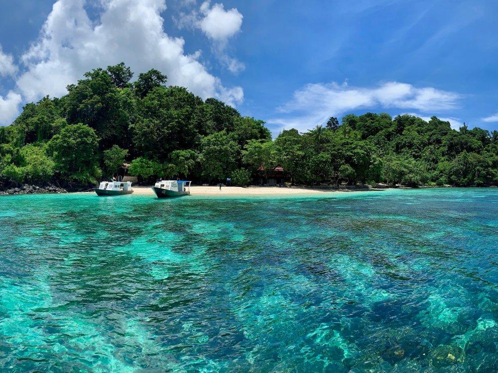 Nordsulawesi Insel
