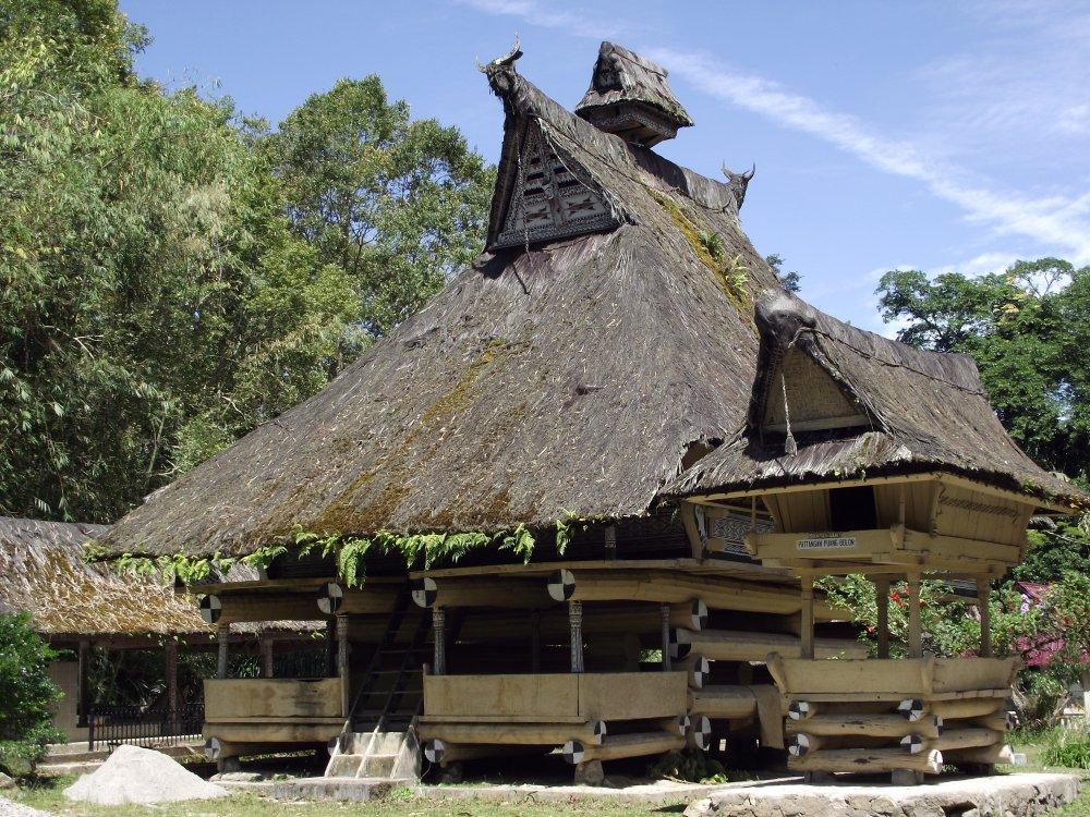 Toba See Haus