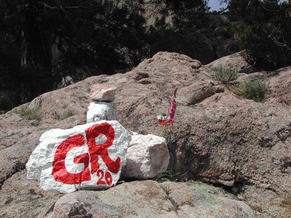 Korsika Wanderung GR20