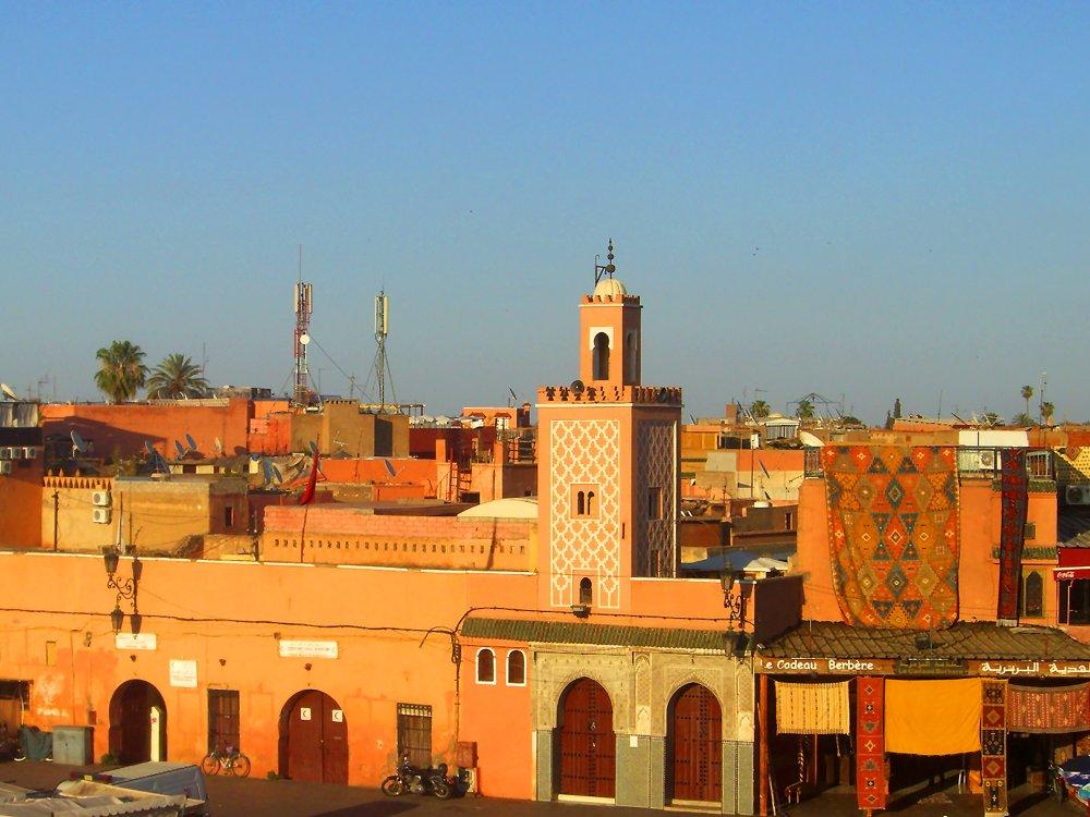 Marrakesch Stadt