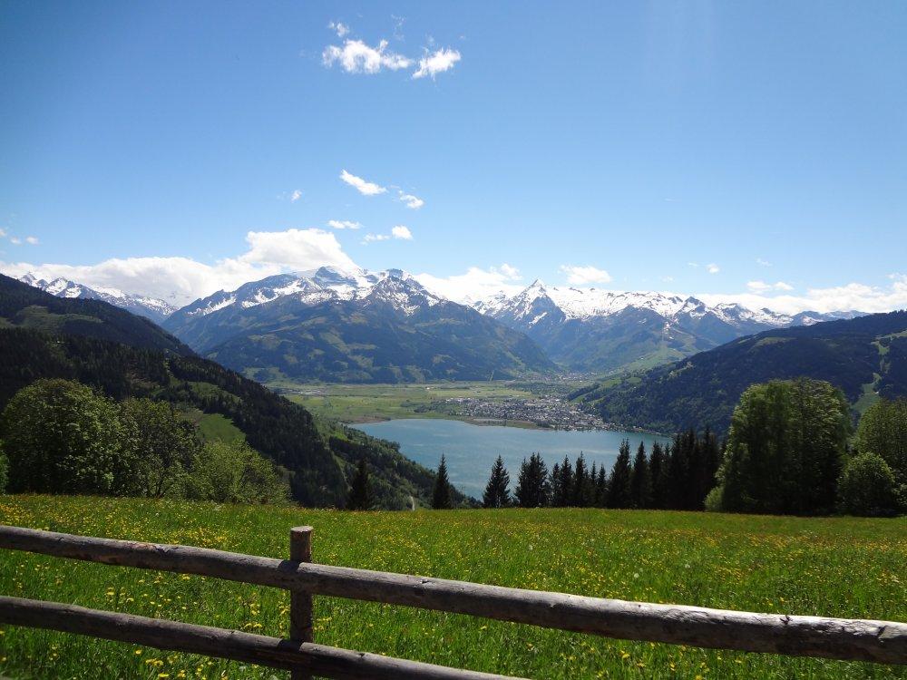 Kitzsteinhorn Zeller See